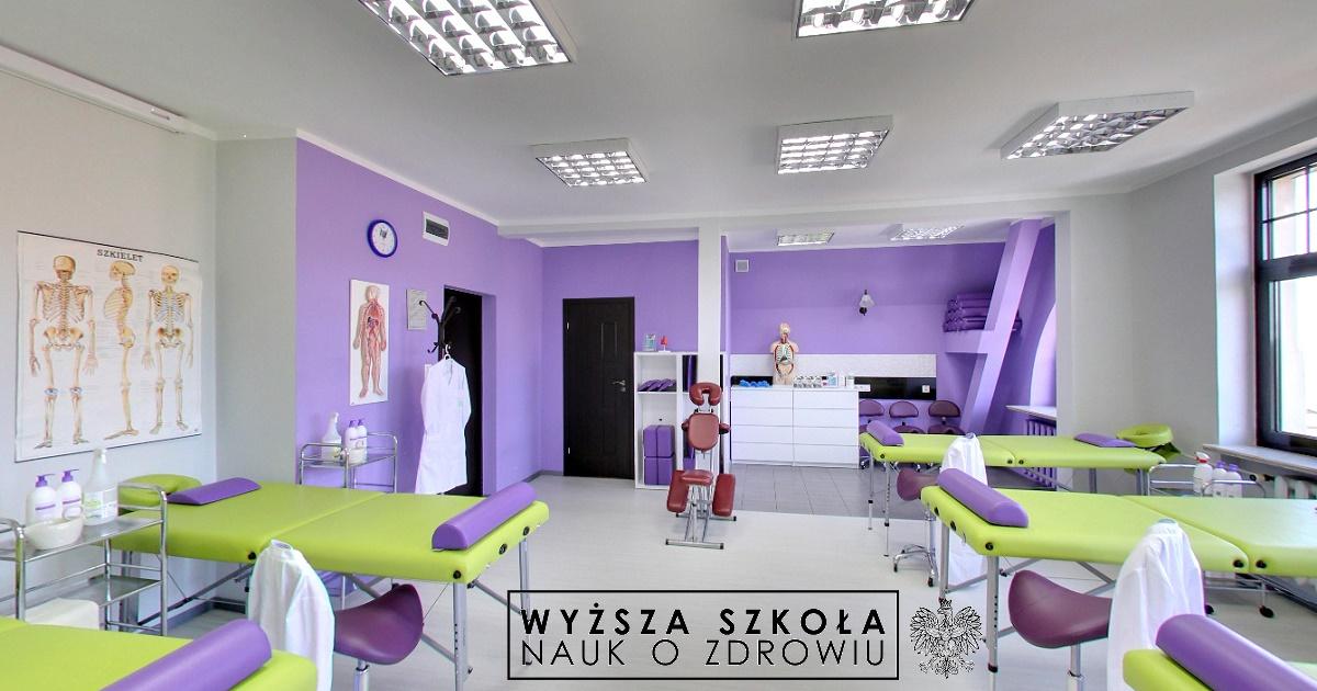 Fizjoterapia Wyższa Szkoła Nauk o Zdrowiu zdjęcie 1
